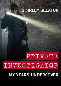 Cover of book 'Private Investigator' by Shirley Sleator advertised at amazon.co.uk