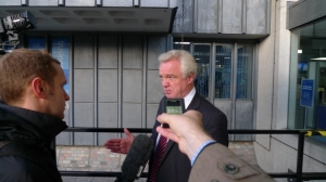 Tory MP David Davis- one of the few effective pro media freedom voices
