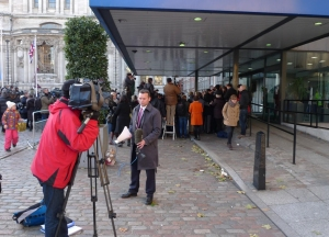Leveson Reports- Reporter's live reporting
