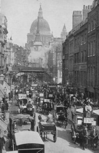 The concept of the 'Hackademic' was unknown in the early years of the 20th Century in Fleet Street.
